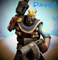 David is human