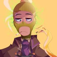 spooky man