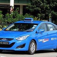 Singaporean Taxi